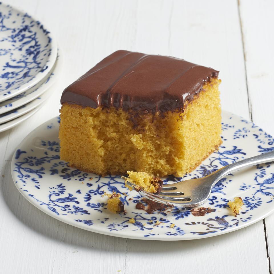 Nina's Brazilian Carrot Cake Nina