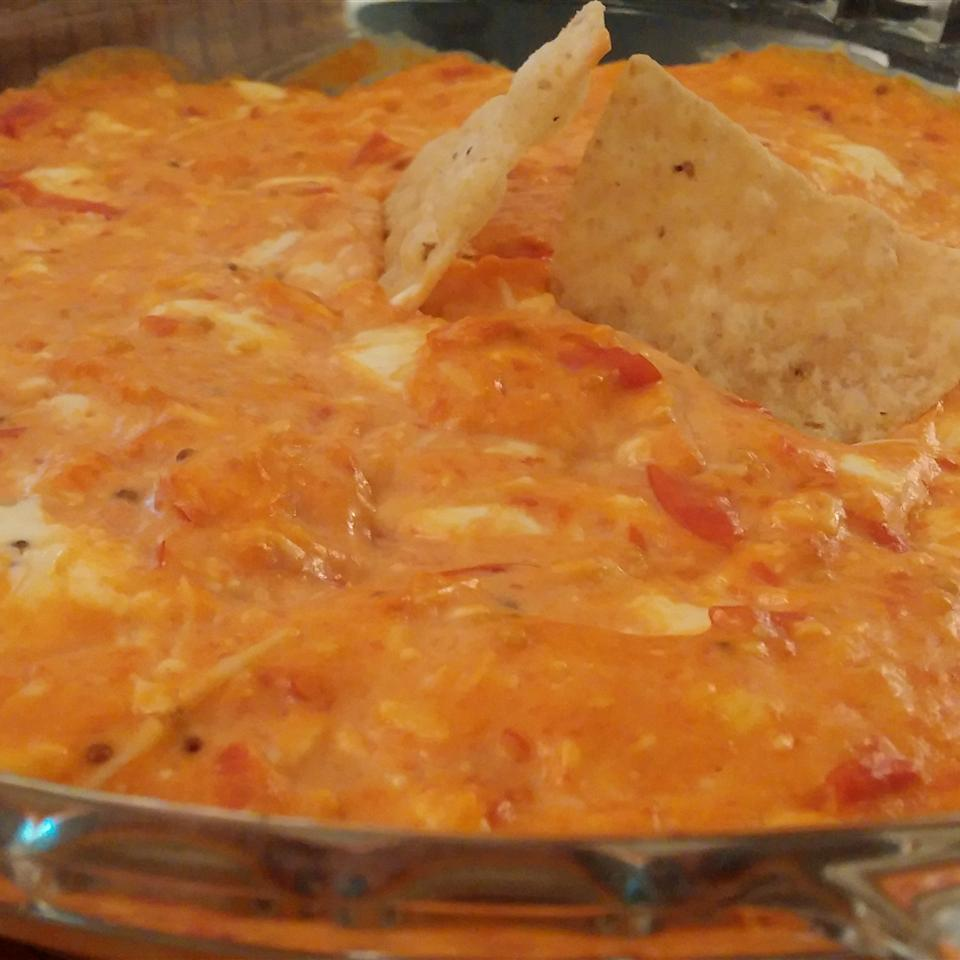 Mary's Roasted Red Pepper Dip Chef Mo