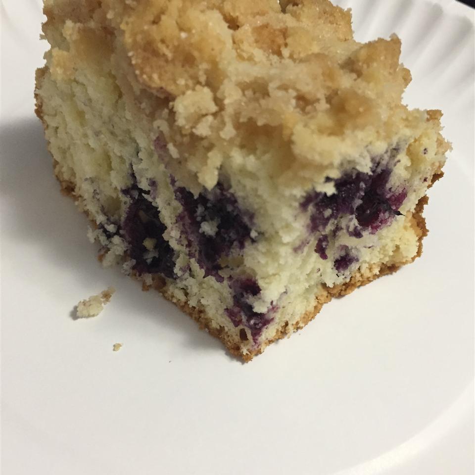 Blueberry Coffee Cake II Chrysta Dillard