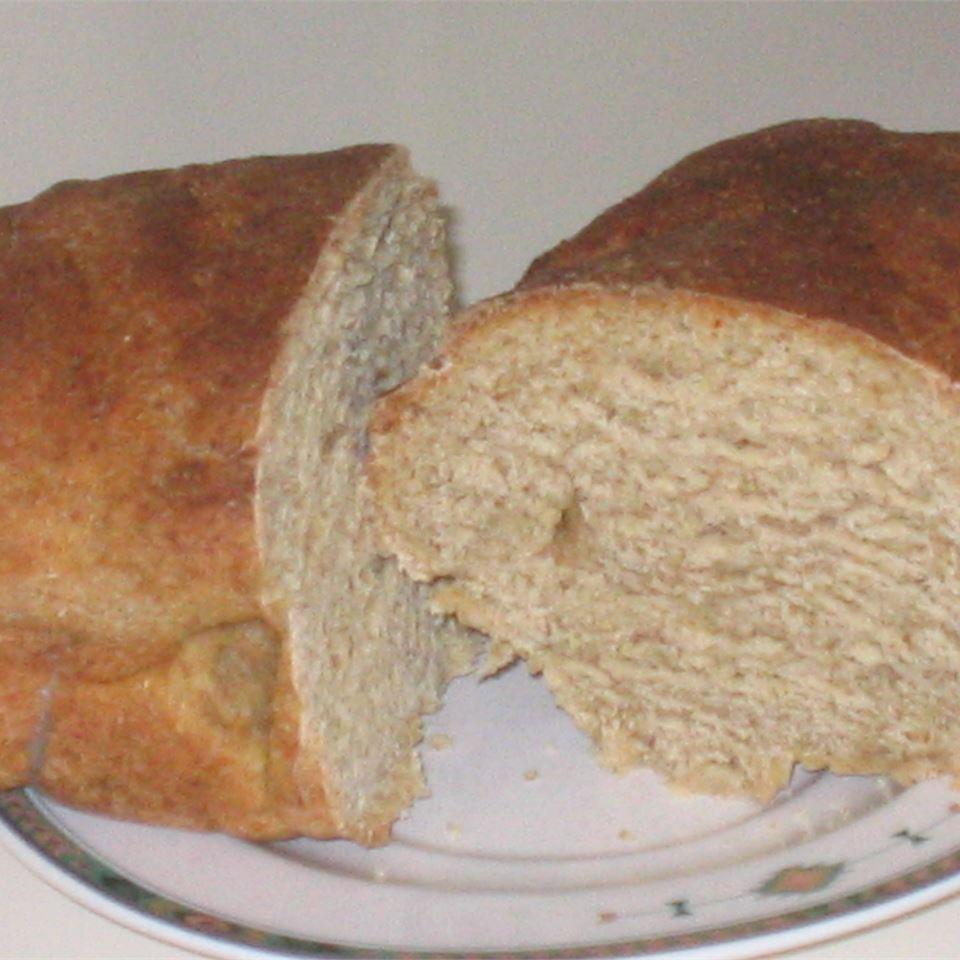 Buttermilk Honey Wheat Bread Jenn