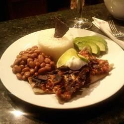 Mexican Baked Fish T.J.