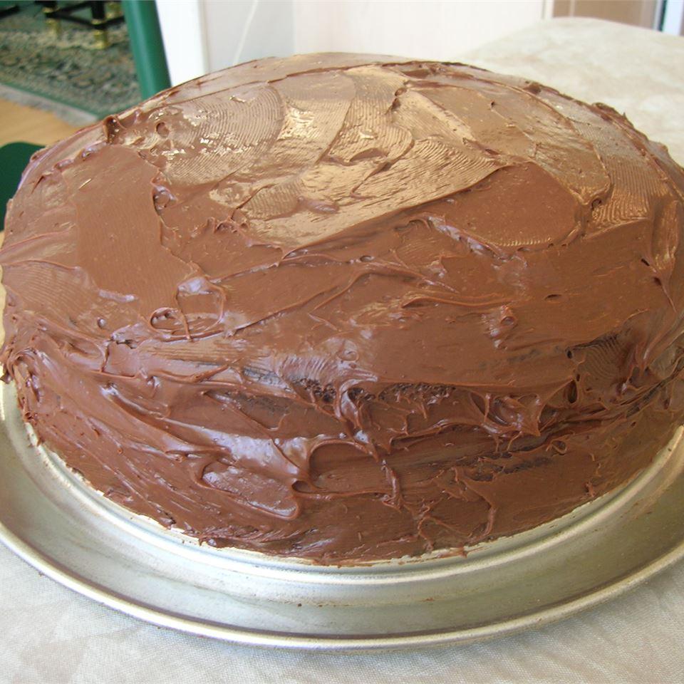 Dark Chocolate Cake I Addie