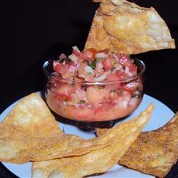 Corn Tortilla Chips inounvme