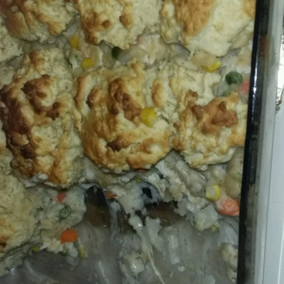 Chicken Biscuit Pie Maribel Rodriguez