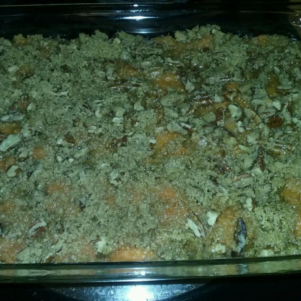 Yummy Sweet Potato Casserole ashlovespie