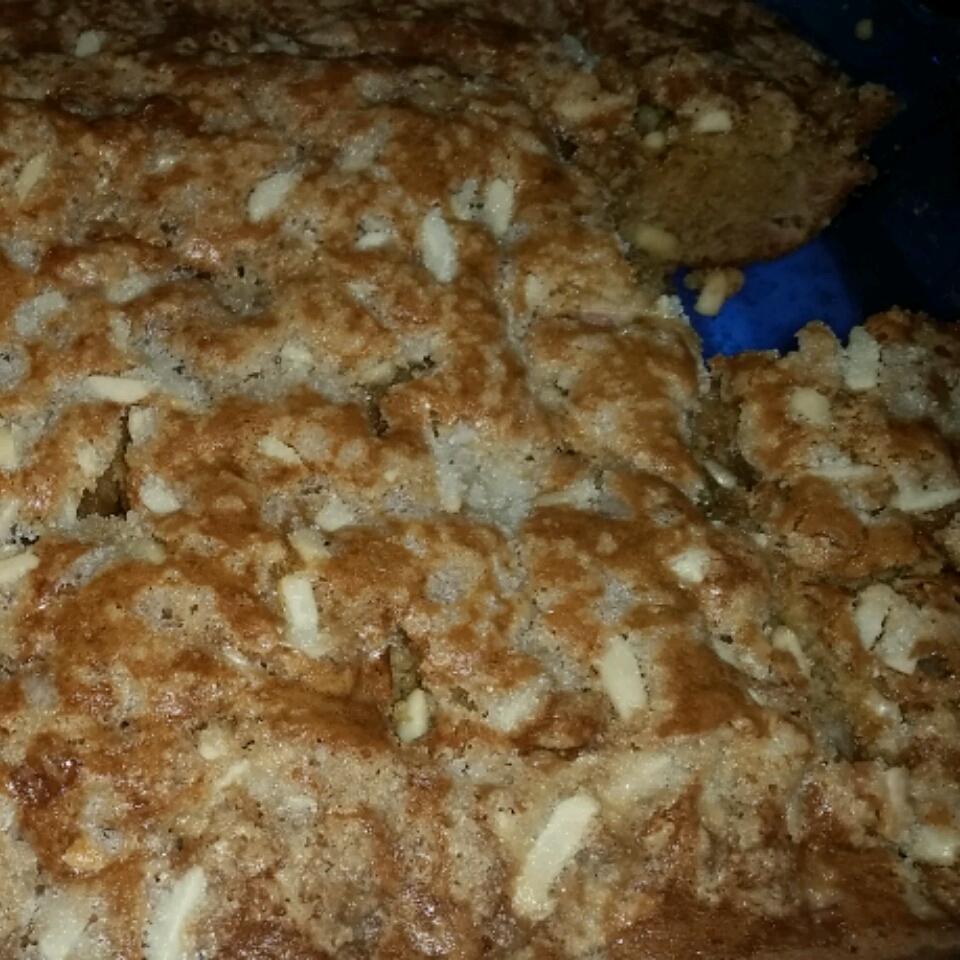 Almond Rhubarb Coffee Cake quinapril13