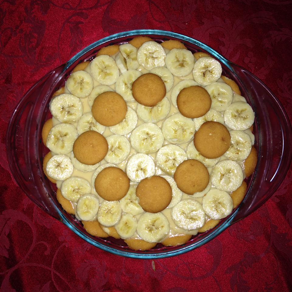 Kentucky Banana Pudding