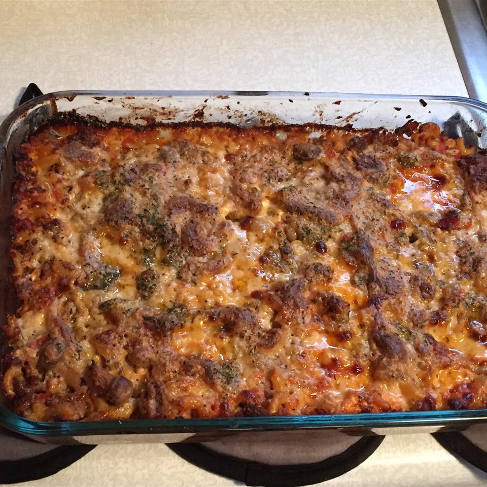 Greek Lasagna SHAWNEE1492