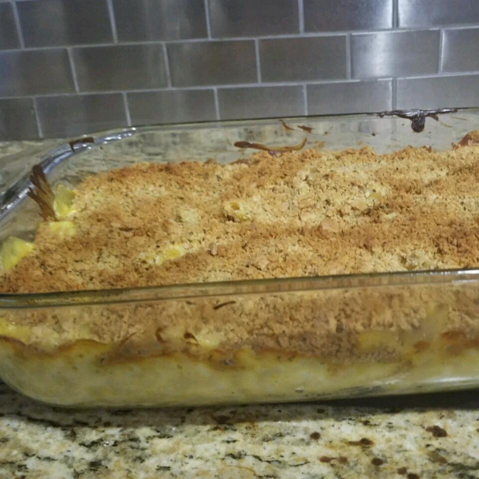 Grown Up Mac & Cheese bekfrisk