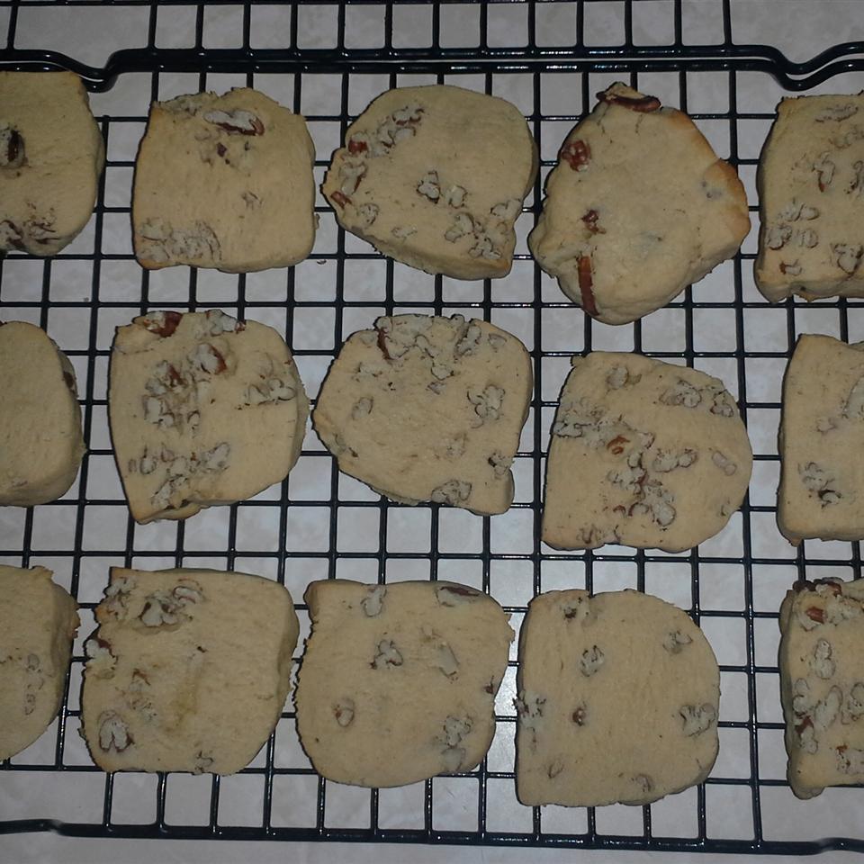 Brown Sugar Pecan Refrigerator Cookies