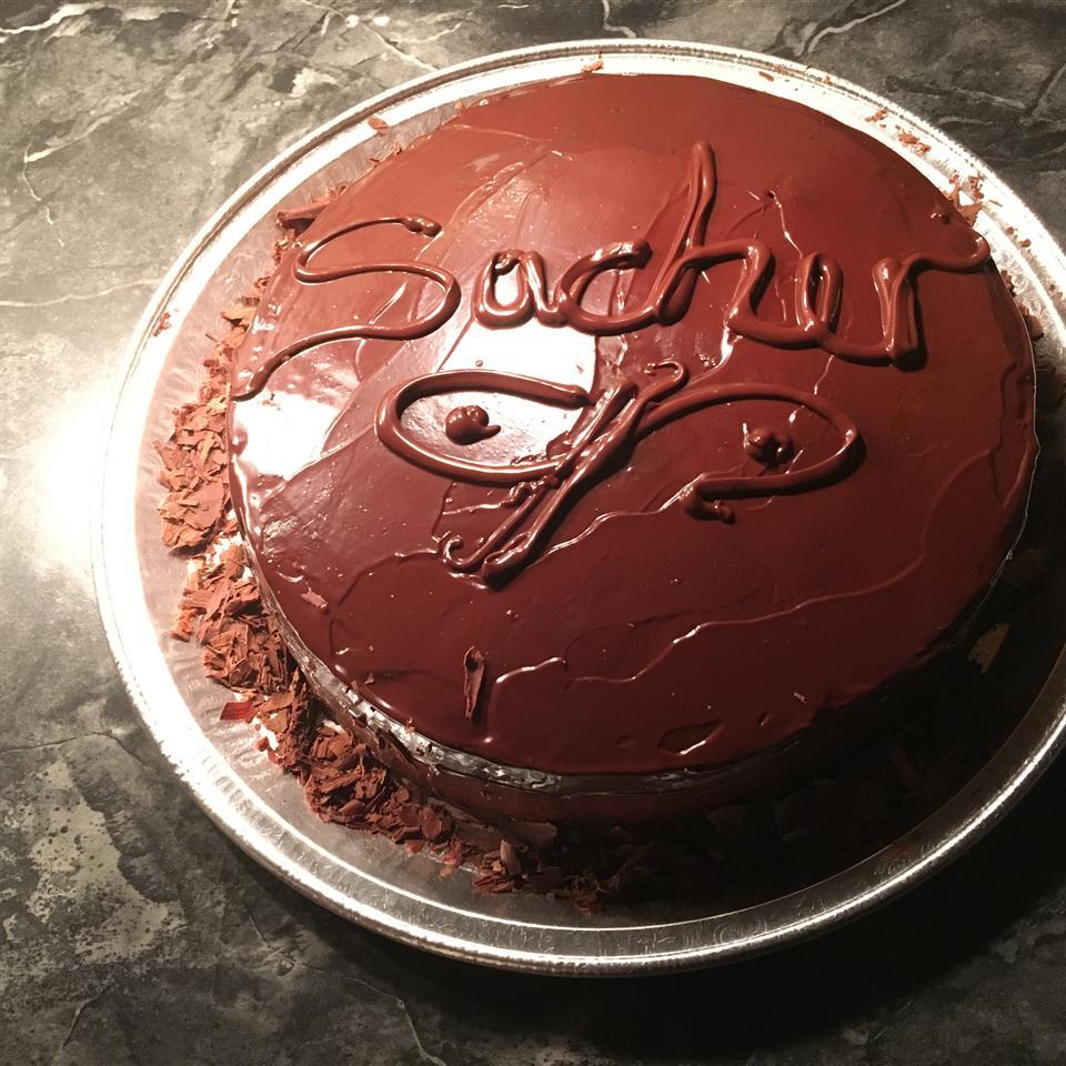 Easy Sacher Torte