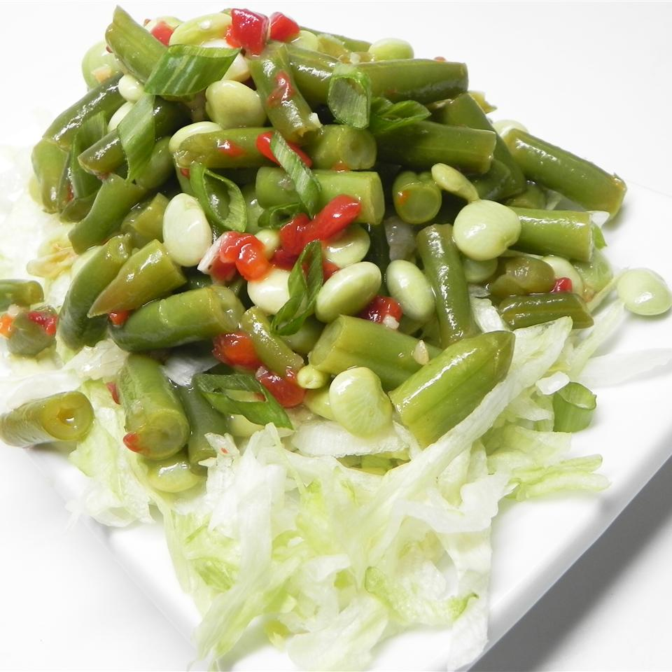 Holiday Bean Salad