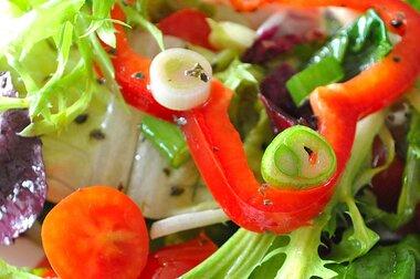 Italian Leafy Green Salad Recipe Allrecipes