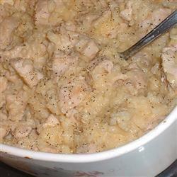 Easy Chicken Rice Casserole Erimess