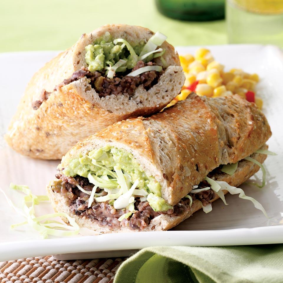 Tijuana Torta EatingWell Test Kitchen