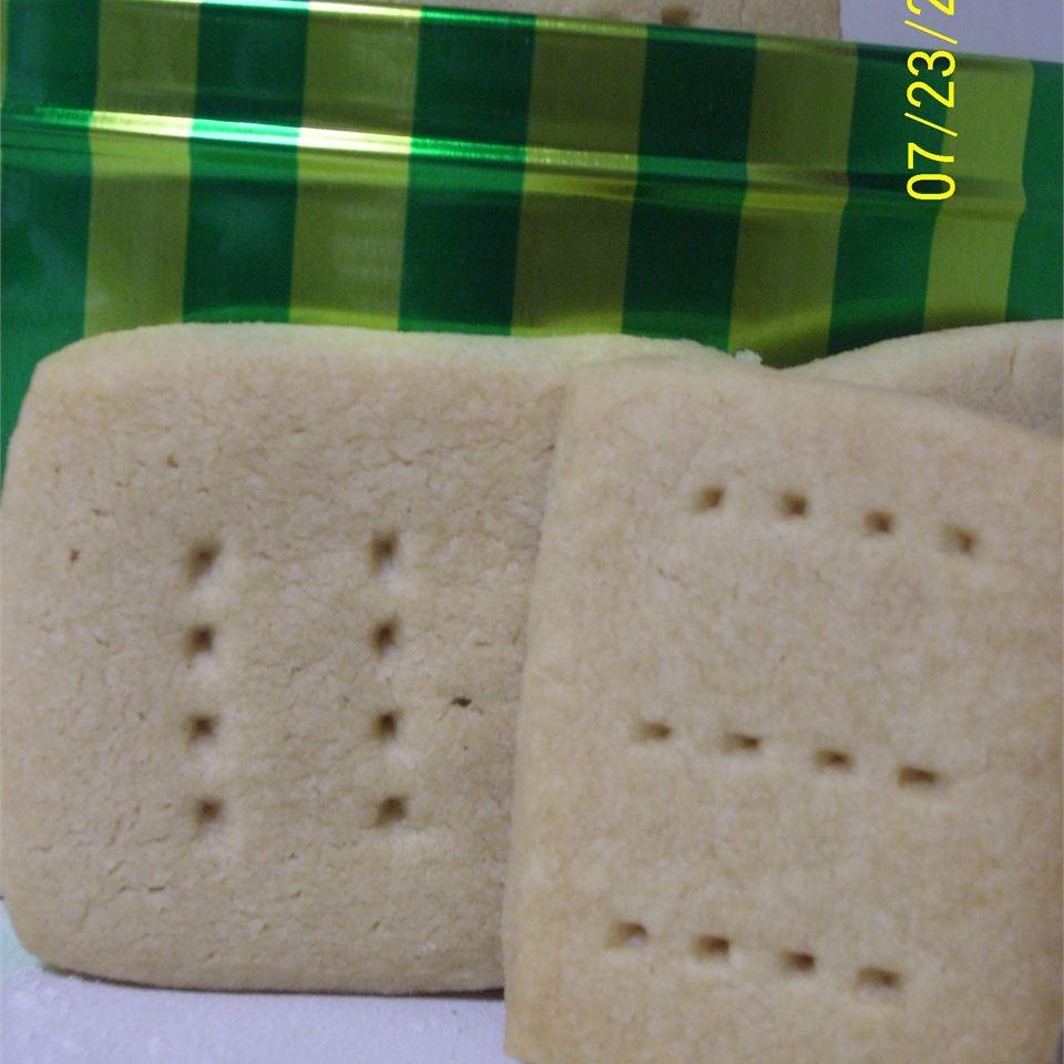 Scottish Shortbread IV