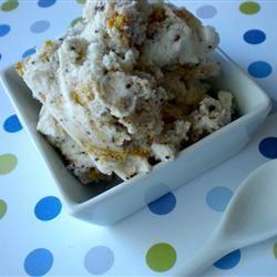 Graham Cracker Ice Cream TheBritishBaker