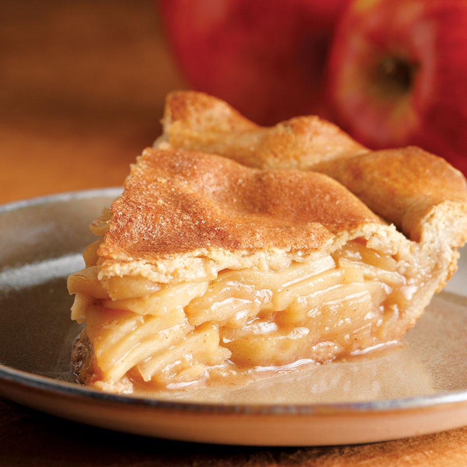Deep-Dish Apple Pie Stacy Fraser
