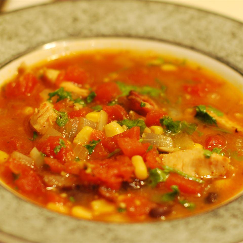 Chipotle Chicken Soup Tasha_McTashers