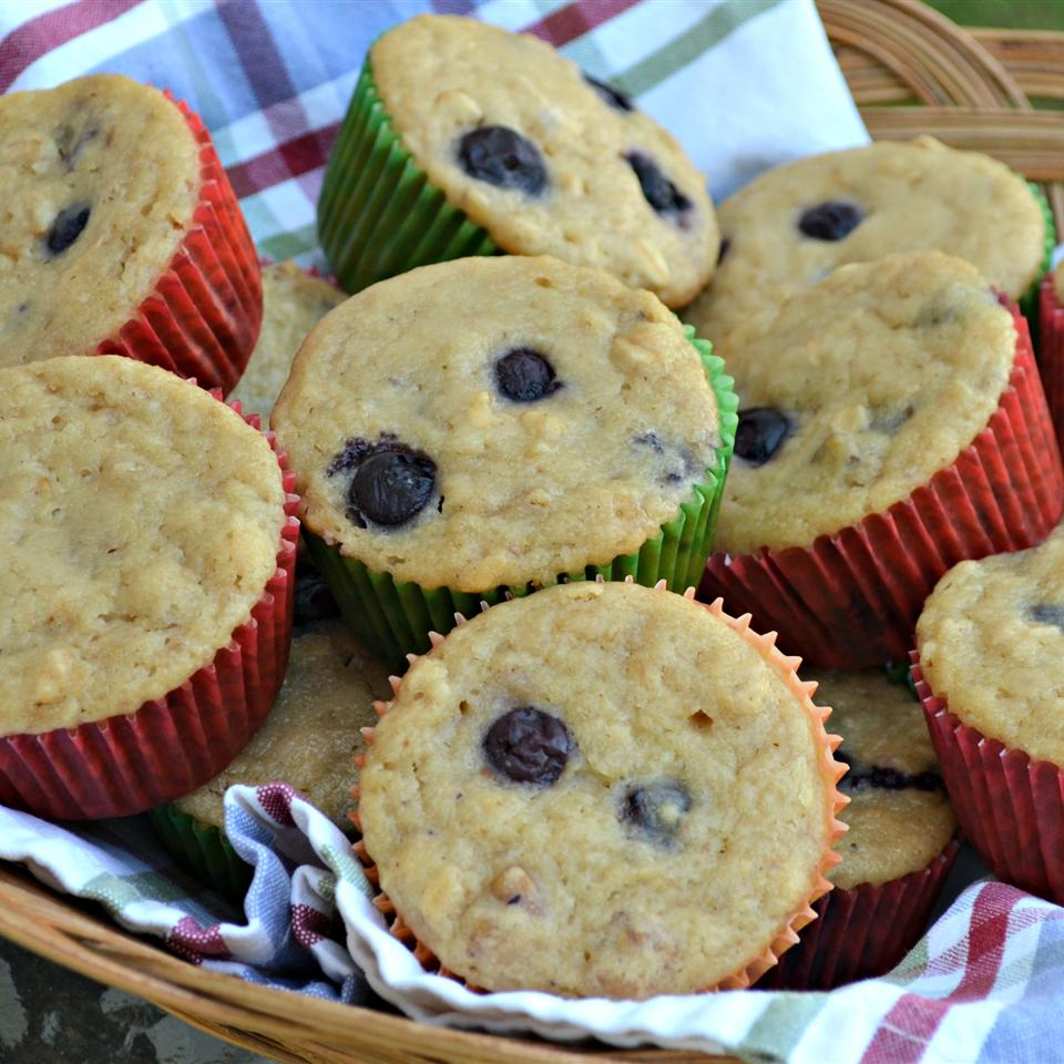 Superfood Blueberry Muffins Kim's Cooking Now