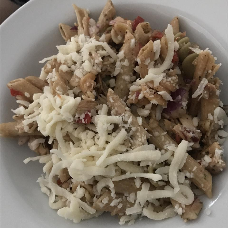 Super-Easy Tuna Pasta Salad TawnyLee