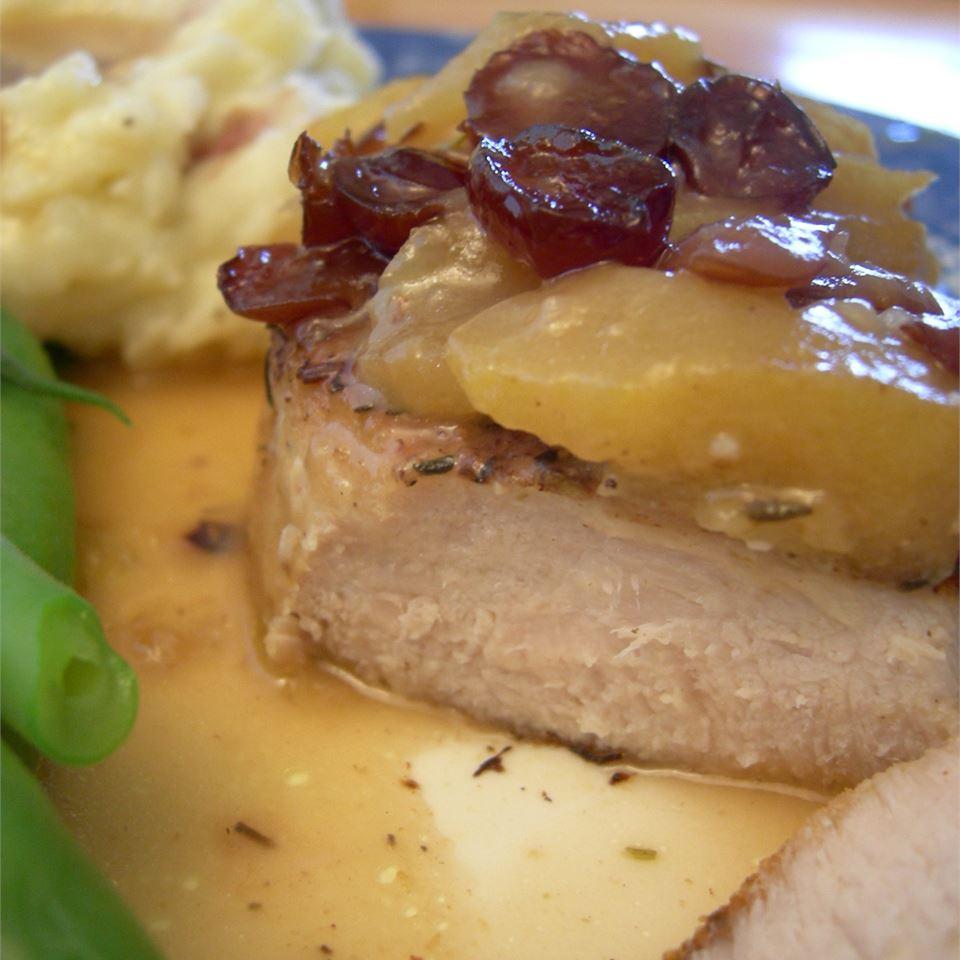 Dixie Pork Chops Heidi Shirk
