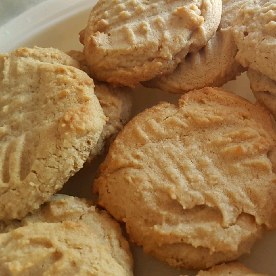 Favorite Peanut Butter Cookies Heather Konkin