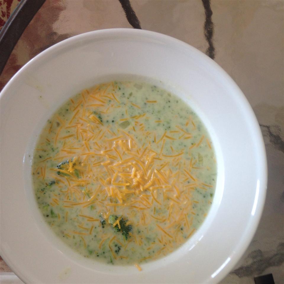 Cream of Broccoli Soup I