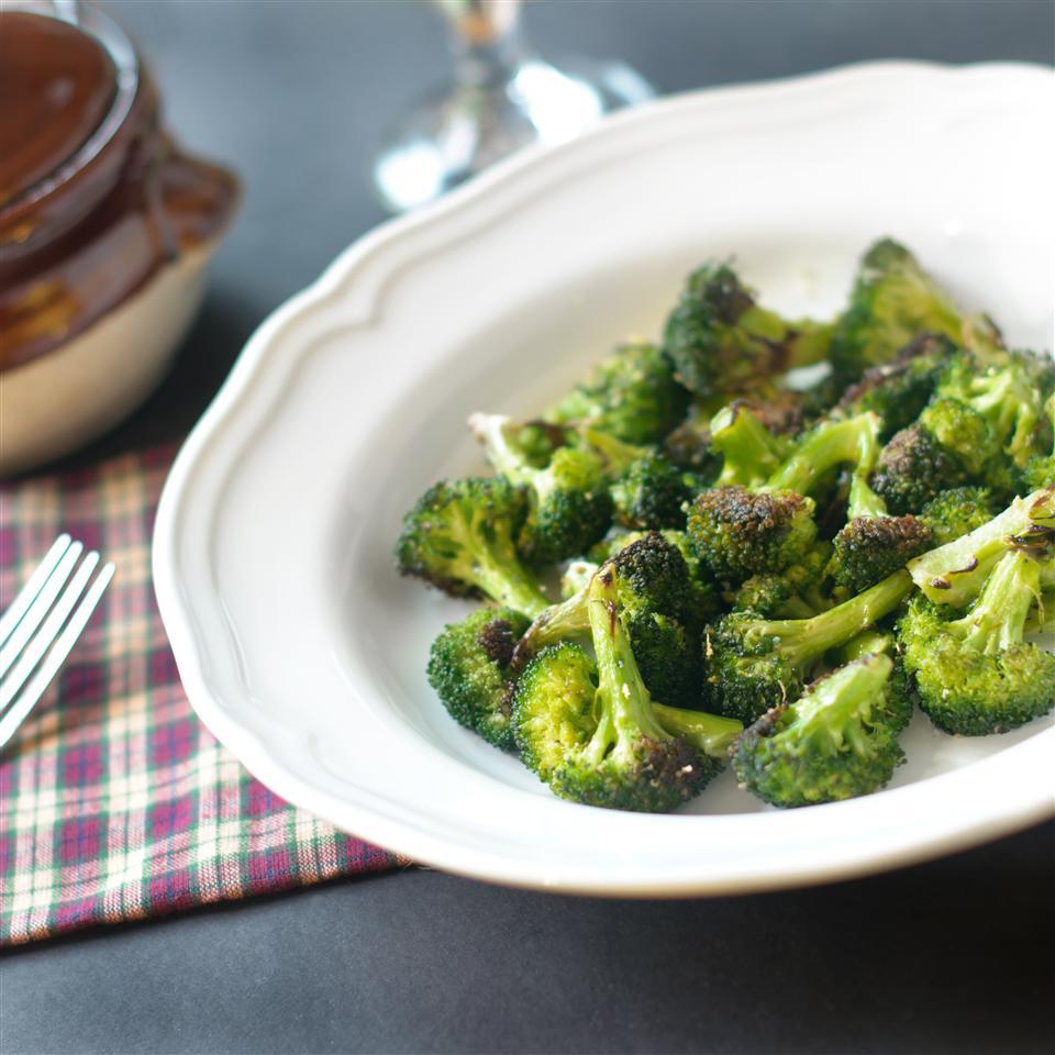 Jacob's Roasted Broccoli KGora