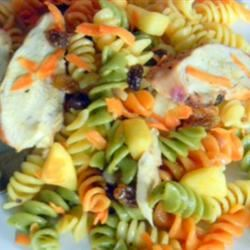 Curry Pasta Salad MARBALET