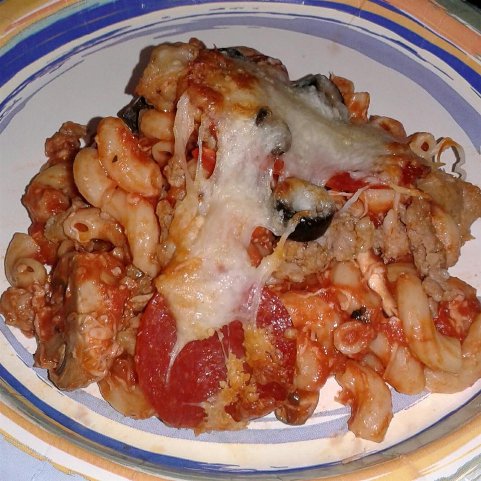 Barilla® Pick Your Pizza Pasta Courtney Servantes