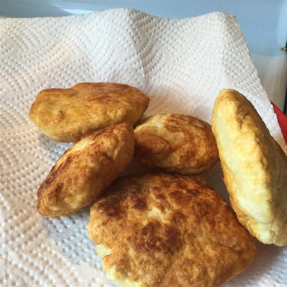 Simple Fry Bread Amonia Tolofari