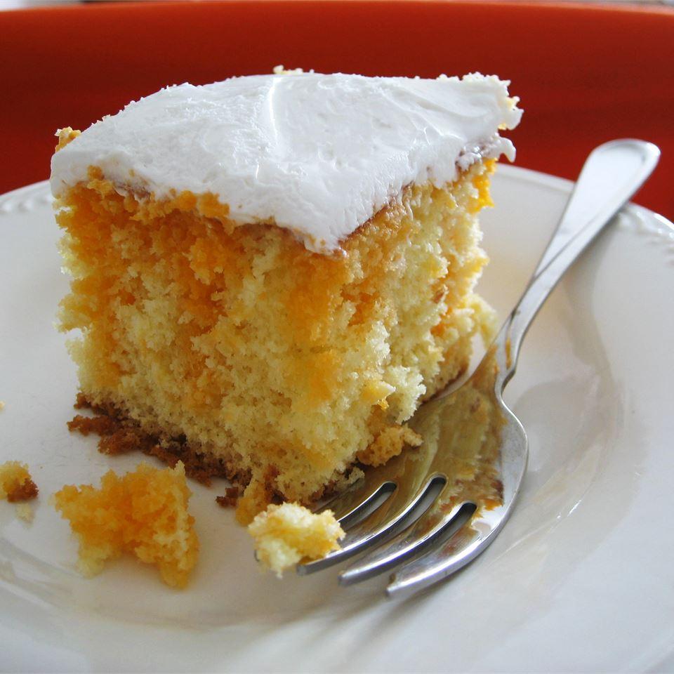 Poke Cake I Donna Breault