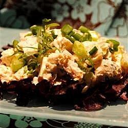 citrus tarragon chicken salad recipe