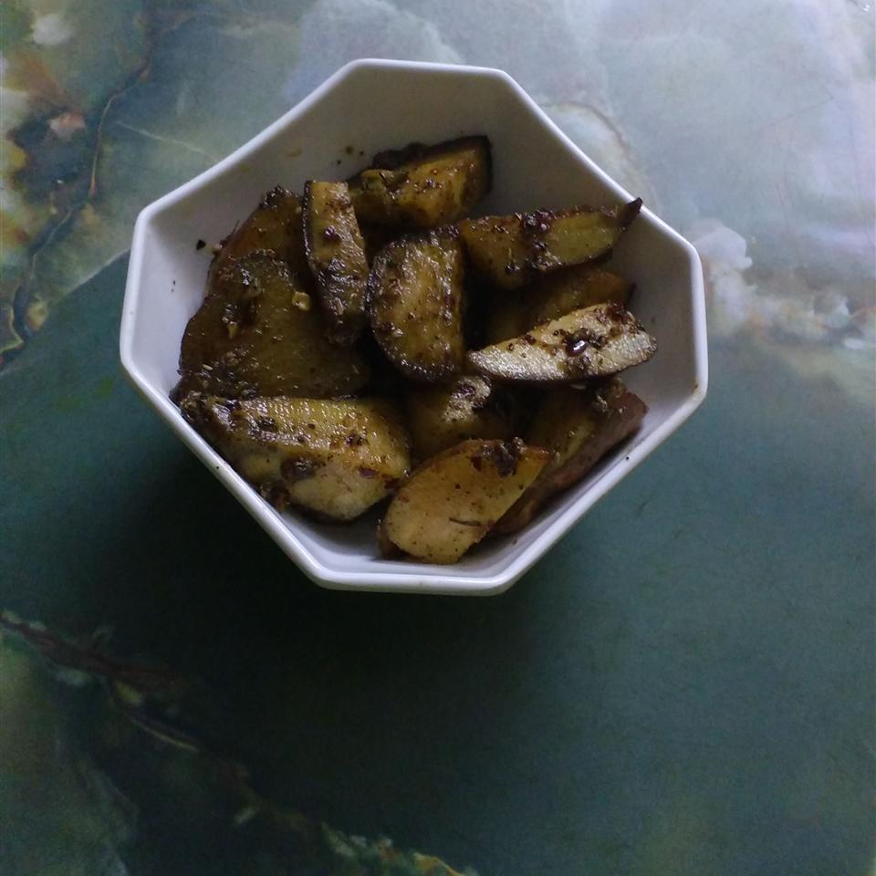 Baked Sweet Potatoes nehapadhi