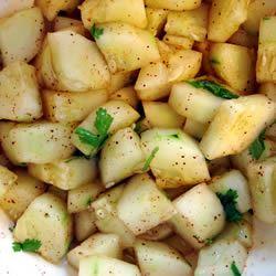 Cilantro Cucumber Salad