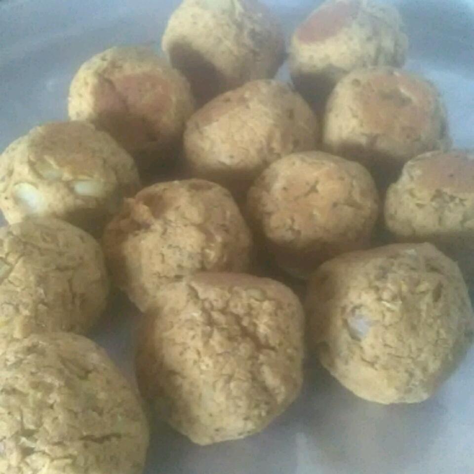 Chickpea Vegetarian Meatballs Lee Feldman