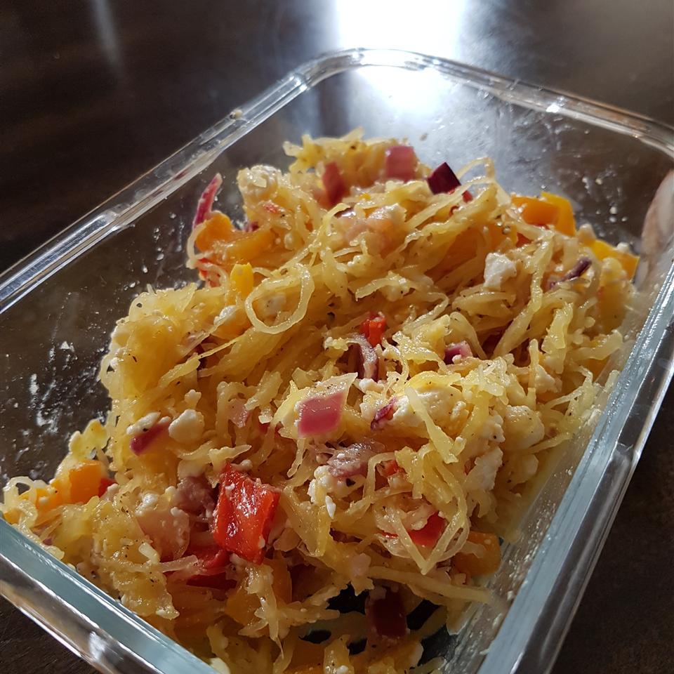 Spaghetti Squash I Bianca Pereira