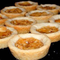 Swedish Toscas (Swedish Almond Tarts) Pam Ziegler Lutz