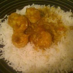 Coconut-Shrimp Curry