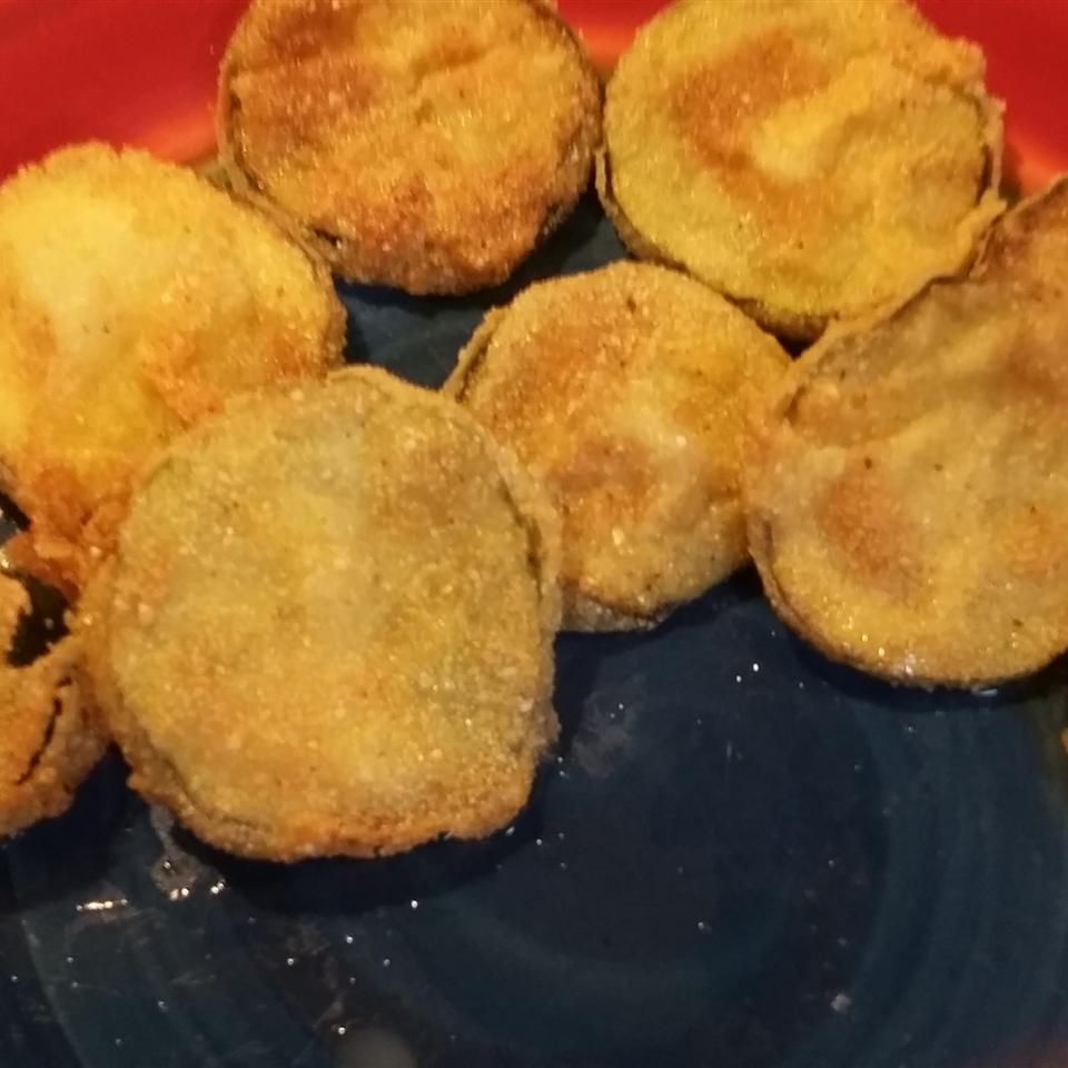 Country Fried Squash Kathi Finney