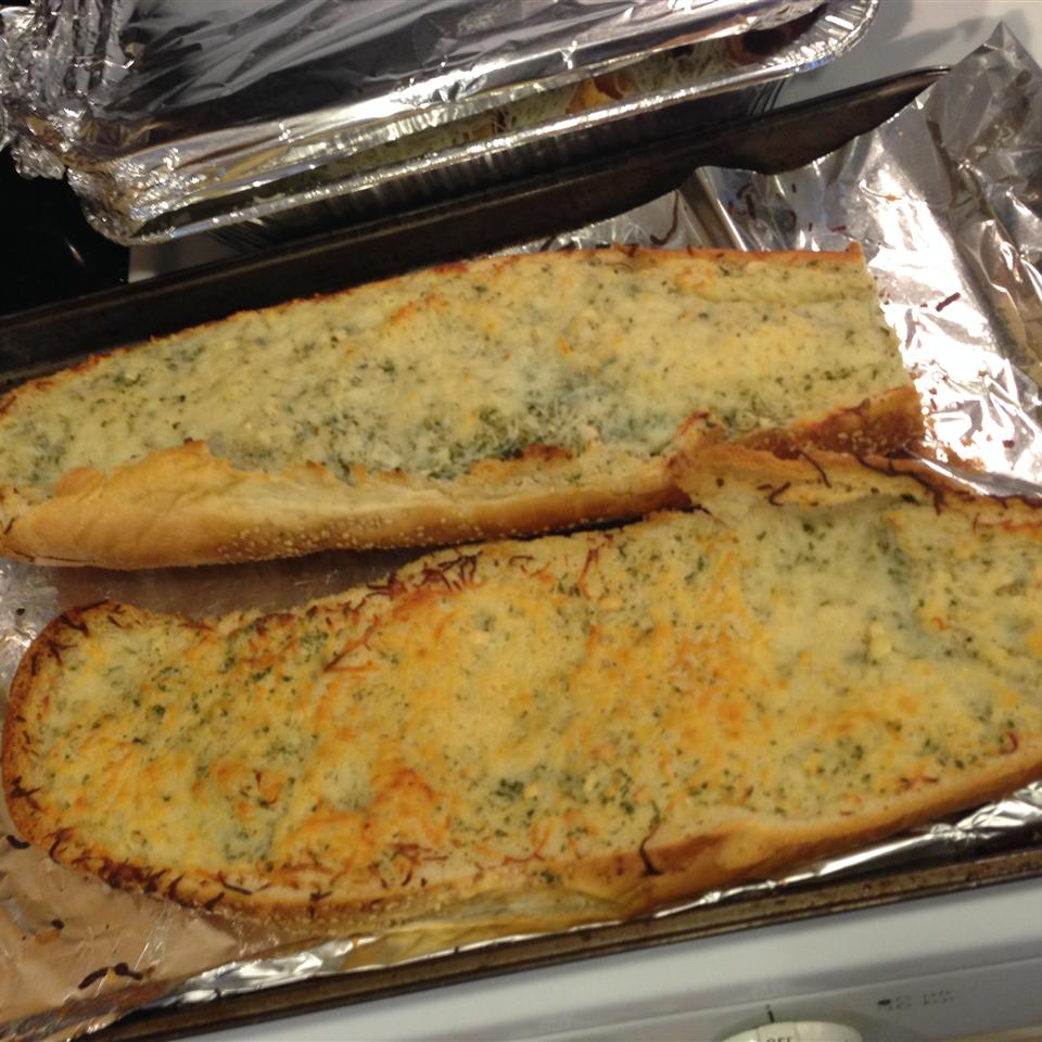 Great Garlic Bread Jasmine Diaz Bracchi