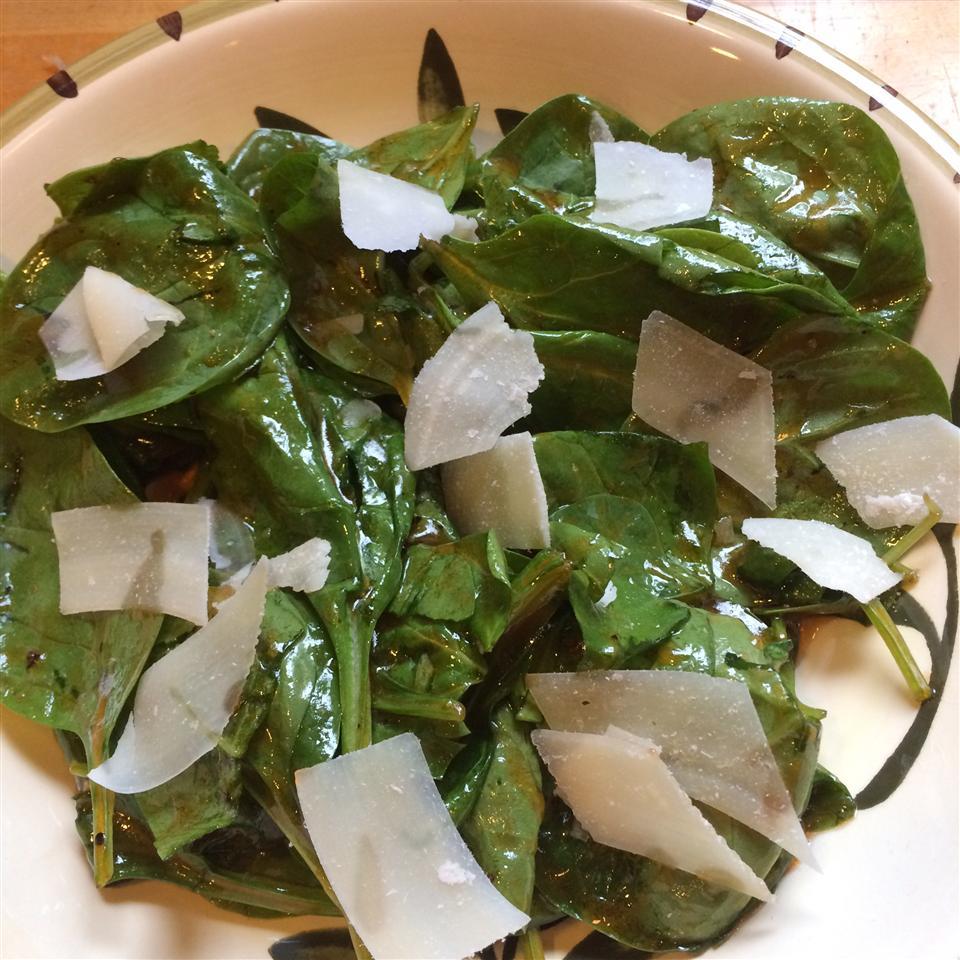 Spinach Salad Dressing Gigi