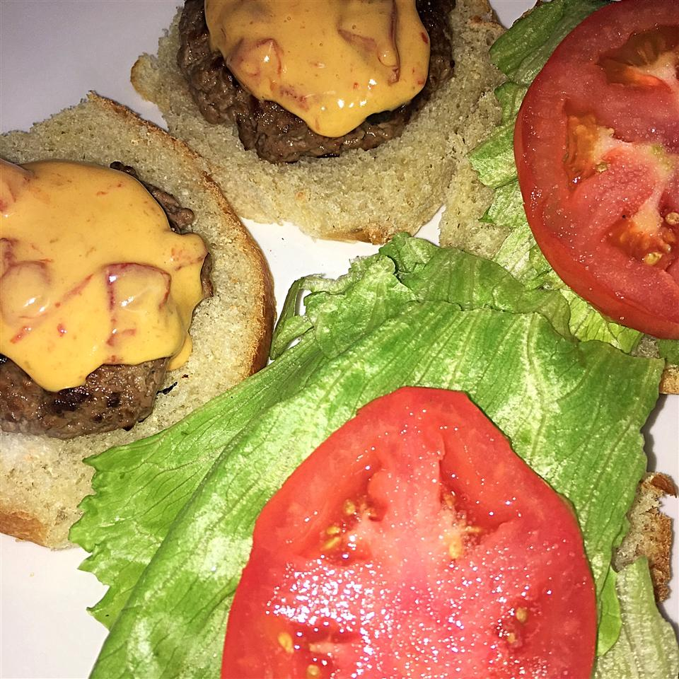 Queso Burgers Bridget Waters