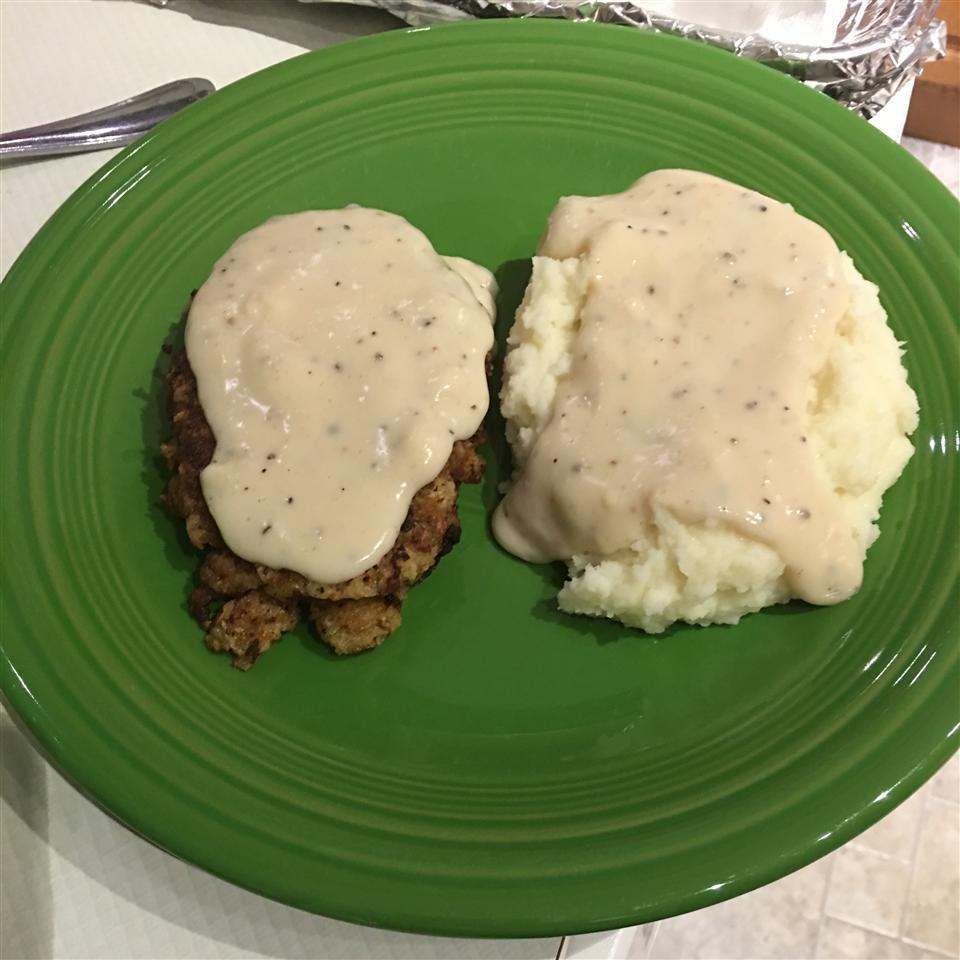 Southern Chicken Fried Steak