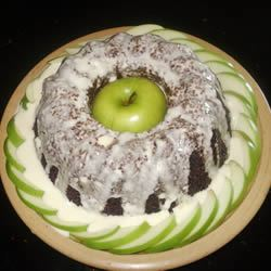 Amazing Apple Cake Monalisa