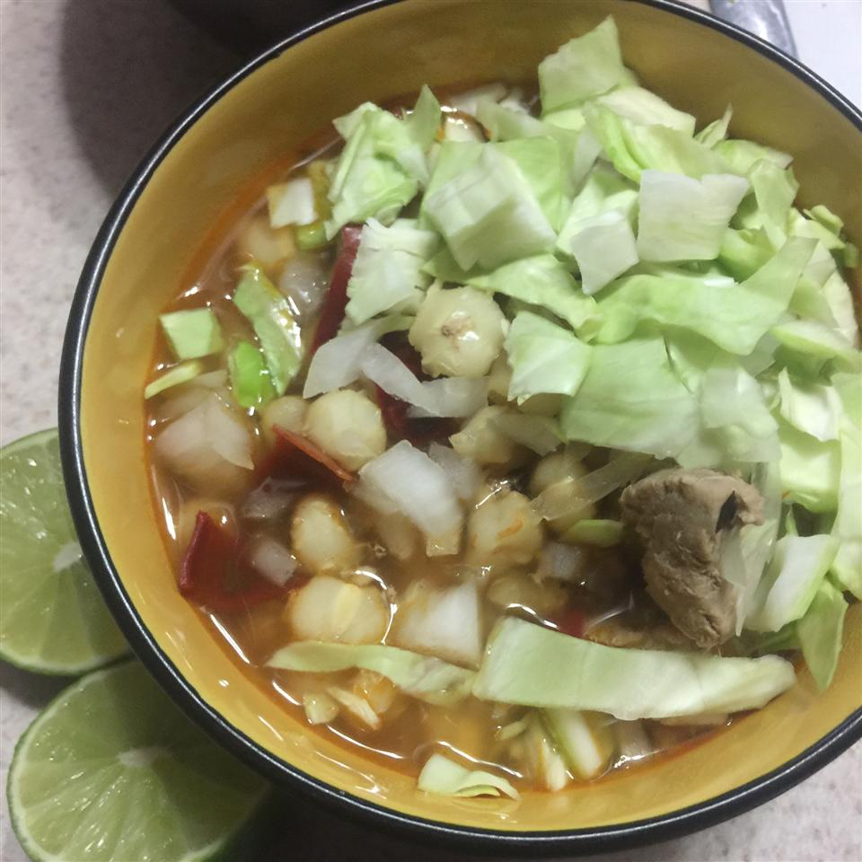 Mexican Posole Stew