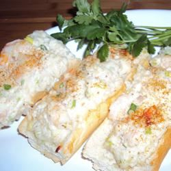 Shrimp and Crabmeat Loaf inounvme