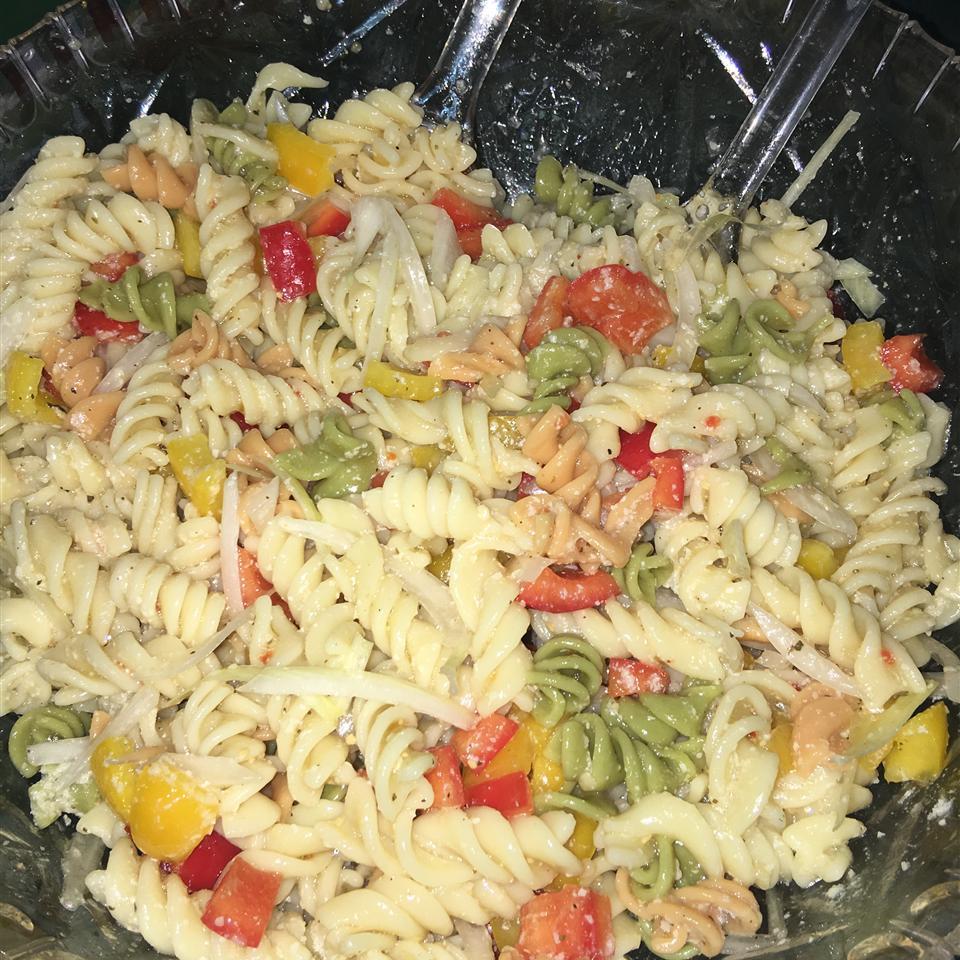 Zesty Rotini Salad Sookar
