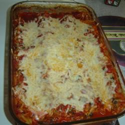 Extra-Easy Spinach Lasagna pinkpepsigirl